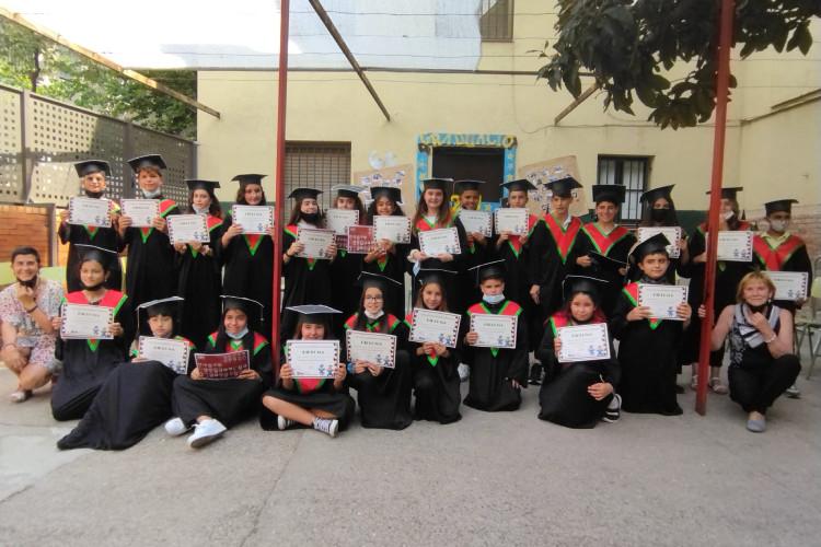 Graduación 6º 2020-2021